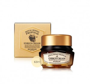 Питательный крем Skinfood Royal honey propolis enrich cream 63ml