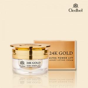 CLEDBEL 24K Gold Ultra power lift luxury lifting cream 50ml