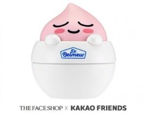 THE FACE SHOP Sweet Apeach Dr.Belmeur Daily Repair Panthenol Soothing Gel Cream 50ml