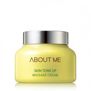 ABOUT ME Skin Tone Up Massage Cream 150ml