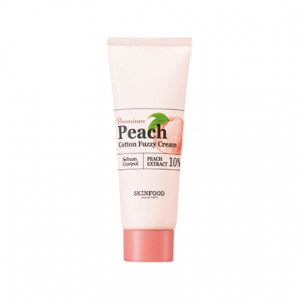 SKINFOOD Premium Peach Cotton Fuzzy Cream 65ml