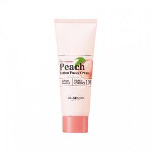 SKINFOOD Premium Peach Cotton Fuzzy Cream 65ml