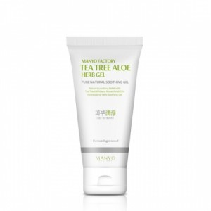 MANYO FACTORY Tea Tree Aloe Herb Gel 150ml