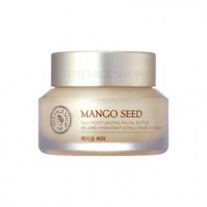 Манговое масло для лица The Face Shop Mango seed facial butter 50ml