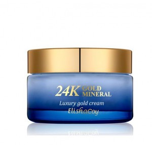 Крем ELISHACOY 24K Gold Mineral Cream 50g