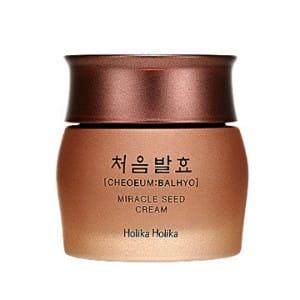 Holika Holika Cheoeum Balhyo Miracle Seed Cream 60ml