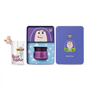 Крем INNISFREE X Toy Story Buzz Toy Box [Orchid Enriched Cream] 1box
