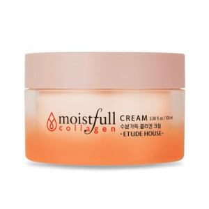 Увлажняющий крем ETUDE HOUSE Moistfull Collagen Cream 100ml