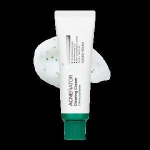 Крем для лица с зеленым чаем Innisfree Green tea balancing cream 50ml