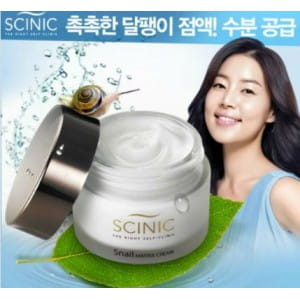 SCINIC Snail Matrix cream 50 ml.