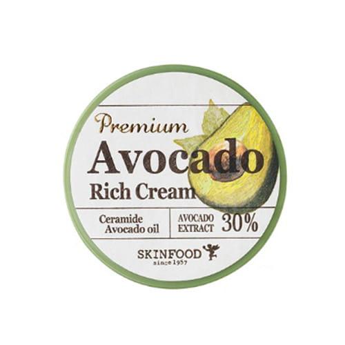Крем с авокадо Skinfood Premium Avocado Rich Cream 78ml