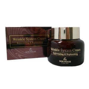 Крем увлажняющий для лица The skin house Wrinkle System Cream 50g