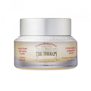 Антивозрастной крем для лица THE FACE SHOP The Therapy Secret-Made Anti-Aging Cream 50ml