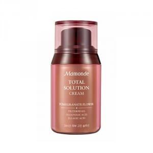 Крем для лица с вырвнивающим эффектом MAMONDE Total Solution Moisture Cream 50ml