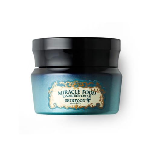 Увлажняющий и восстанавливающий крем для лица SKINFOOD Miracle Food 10 Solution Cream 50g