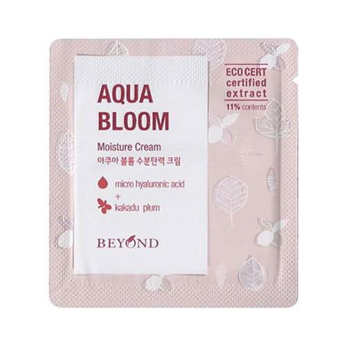 Beyond Aqua bloom moisture cream 1ml*10ea