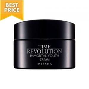 Увлажняющий крем для лица MISSHA Time Revolution Immortal Youth Cream 50ml