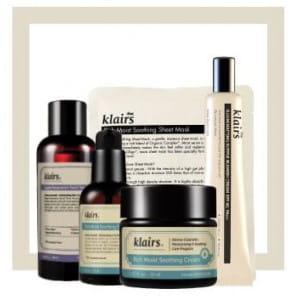 Комплект средств для сухой кожи Klairs Thank you box [for dry skin] 5items