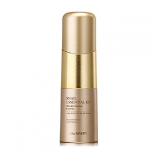 THE SAEM Snail Essential EX Wrinkle Solution Essence 50ml