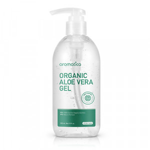 AROMATICA 95% Organic Aloe Vera Gel 300ml