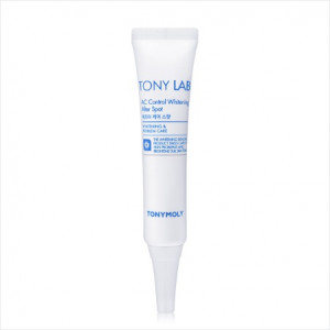 Осветляющий тоник для лица Tony Moly Tony Lab AC Control Whitening After Spot 25ml