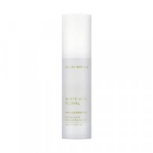 NATURE REPUBLIC White Vita Floral Capsule Essence 40ml