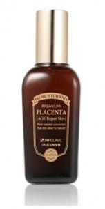 3W CLINIC Premium Placenta AGE Repair Essence 50ml