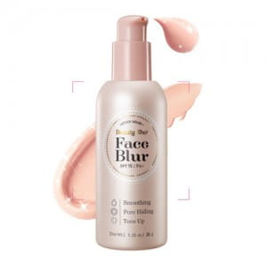 Крем для лица с выравнивающим эффектом  Etude House Beauty Shot Face Blur SPF15 PA+ 35g