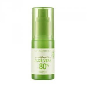 Эссенция для восстановления кожи NATURE REPUBLIC California Aloe Vera 80% Essence 35ml