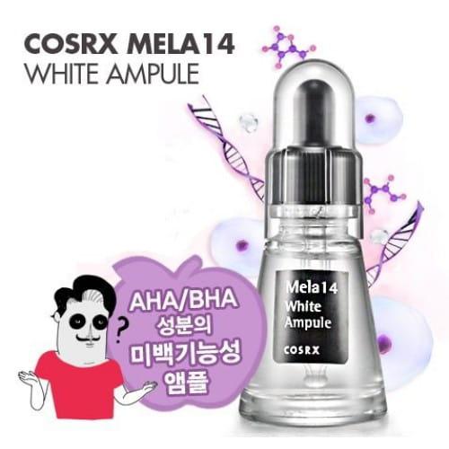 CIRACLE COSRX Mela 14 White ampule 20ml