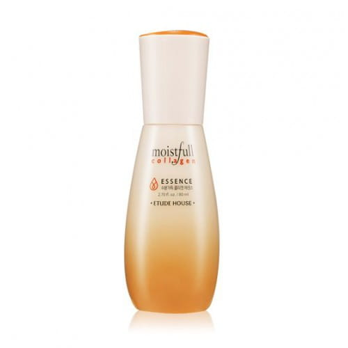Глубоко увлажняющая эссенция для лица Etude house moistfull collagen essence 80ml