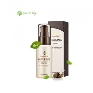Эссенция для восстановления кожи Secret Key Snail+EGF repairing essence 60ml.
