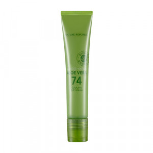 [Black Friday] NATURE REPUBLIC California Aloe Vera 74 Cooling Eye Serum 15ml