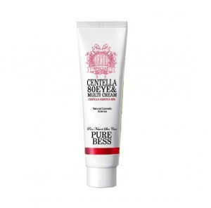PUREBESS Centella 80 Eye & Multi Cream 50ml