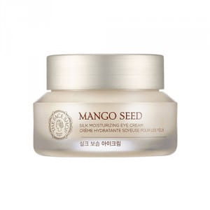Увлажняющий крем под глаза с манго The Face Shop Mango seed silk moisturizing eye cream 30ml