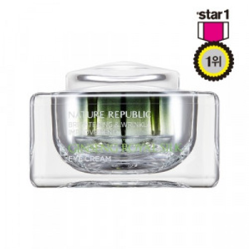 Крем для глаз NATURE REPUBLIC Ginseng Royal Silk Eye Cream 25ml