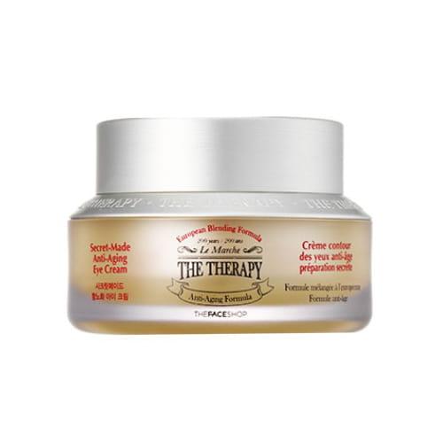 Антивозрастной крем для кожи век The Face Shop The therapy secret made anti-aging eye cream 32ml