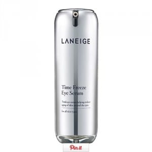 Антивозрастная омолаживающая сыворотка для кожи вокруг глаз Laneige Time freeze eye serum 20ml