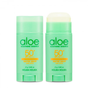 HOLIKAHOLIKA Aloe Water Drop Sun Stick SPF 50+ PA++++