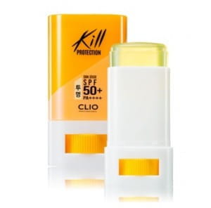 CLIO Kill Protection Sun Stick (Transparency) SPF50+ PA++++ 16g