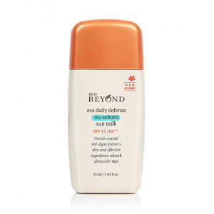 BEYOND Eco Daily Defense No-Sebum Sun Milk SPF35 PA++ 55ml