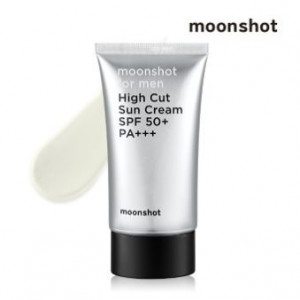 MOONSHOT for men High Cut sun cream SPF50+PA+++ 50ml