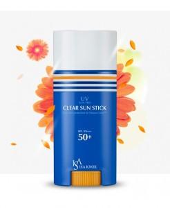 ISA KNOX UV Sun Pro Clear Sun Stick SPF50+ PA+++ 15g
