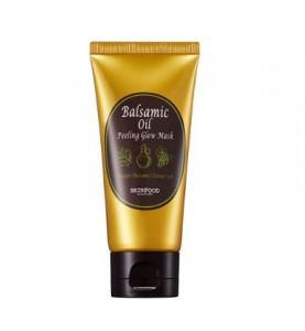 SKINFOOD Balsamic Oil Peeling Glow Mask 100ml