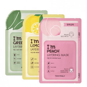 TONY MOLY I'm Layering Mask