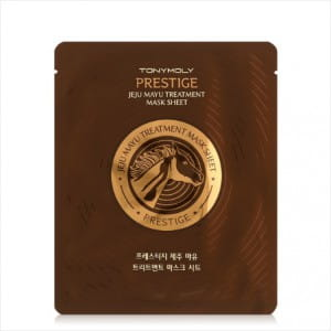 TONY MOLY Prestige Jeju Mayu Treatment Mask Sheet