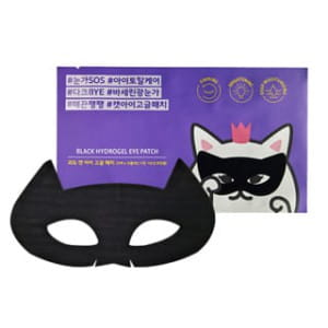 Патчи для кожи вокруг глаз Etude House Cat eye mysterious thief eye patch 1ea