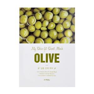 APIEU My Skin - Fit Sheet Mask - Olive 25g