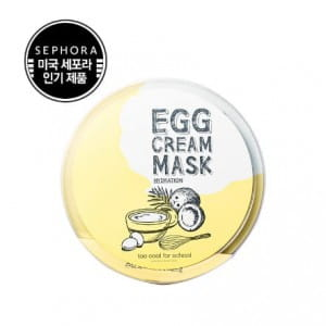 Too Cool For School Egg Cream Mask Set 28g*5ea
