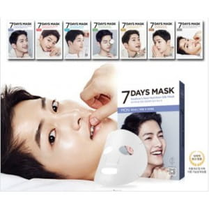 Тканевая маска Forencos 7 Days mask set 10 ea in 1 box